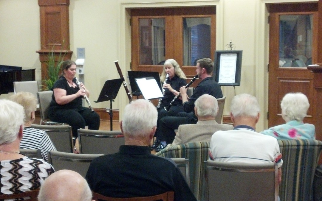 Afternoon of Chamber Music